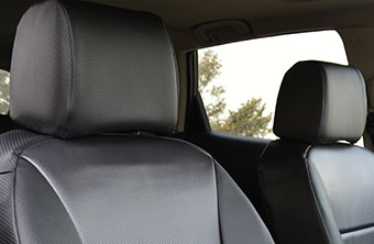 custom seat covers headrest covers